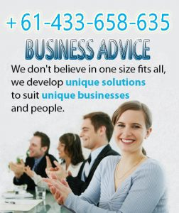 business-advice Australia